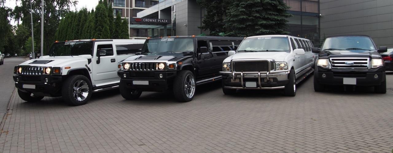 rent limousine